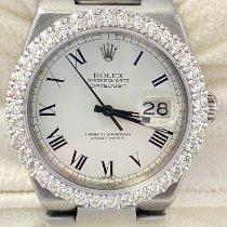 Rolex Datejust Oysterquartz Steel 36mm Silver Roman numerals United States of America, Florida, Miami
