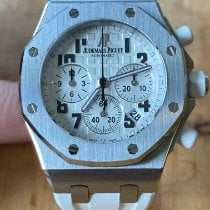 Audemars Piguet Royal Oak Offshore Lady Steel 37mm Silver United States of America, Alabama, Birmingham