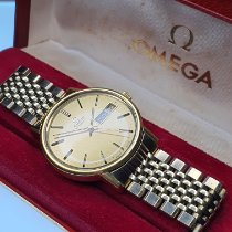 Omega Gold/Steel 34mm Automatic 166.0209 pre-owned Indonesia, Jakarta