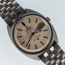 Omega Steel 34mm Automatic 168.019 pre-owned Indonesia, Jakarta