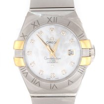 Omega Constellation Ladies new 2021 Automatic Watch with original box and original papers 123.20.31.20.55.004