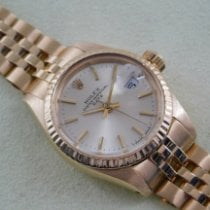 Rolex Lady-Datejust 6917 / 8 Very good Yellow gold 26mm Automatic