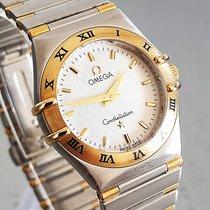 Omega Constellation Quartz Acero y oro 24mm Blanco España, Marbella