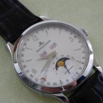 Jaeger-LeCoultre Master Calendar Stahl 37mm Silber Arabisch Deutschland, Buxtehude