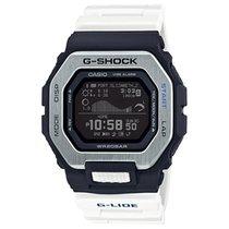 Casio G-Shock Plastic 46 mmmm Transparent Roman numerals