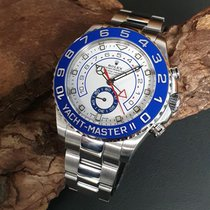 Rolex Yacht-Master II 116680 Muy bueno Acero 44mm Automático