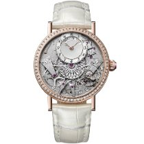 Breguet Tradition Rose gold 37mm Mother of pearl No numerals