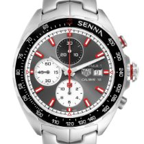 TAG Heuer Formula 1 Steel 44mm United States of America, Georgia, Atlanta