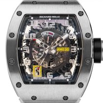 Richard Mille RM 030 Titanium 45mm Arabic numerals