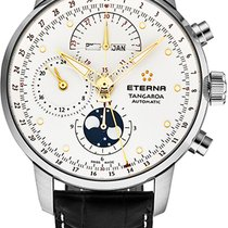 Eterna Steel Automatic 2949.41.67.1261 new United States of America, New York, Brooklyn