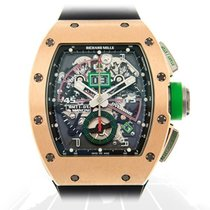 Richard Mille Rose gold 49mm Automatic RM11-01 RG
