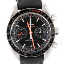 Omega Speedmaster Racing Zeljezo 44,2mm Crn