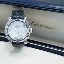 Chopard Happy Sport Steel White