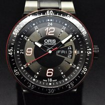 Oris Steel Automatic oris 01 735 pre-owned