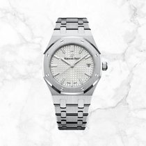 Audemars Piguet Royal Oak Selfwinding Сталь 34mm Белый Без цифр Россия, Moscow