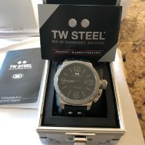 TW Steel Steel 50mm Automatic new United States of America, Florida, St Pete Beach