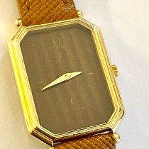 Omega De Ville 8381 Gut Gelbgold 28mm Handaufzug
