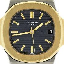 Patek Philippe 3800/1 Gold/Steel Nautilus 35mm pre-owned