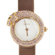 Cartier Panthère Rose gold 32mm Silver United States of America, Illinois, BUFFALO GROVE