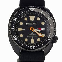 Seiko Prospex Steel 45mm Black United States of America, Illinois, BUFFALO GROVE