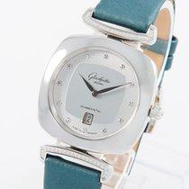 Glashütte Original Pavonina new 2021 Quartz Watch with original box and original papers 1-03-01-10-12-02