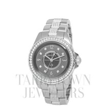 Chanel J12 Ceramic 38mm Grey Arabic numerals United States of America, New York, Hartsdale