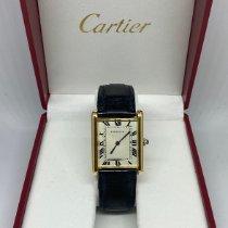 Cartier Tank Louis Cartier 17002 God Gult guld 28mm Automatisk