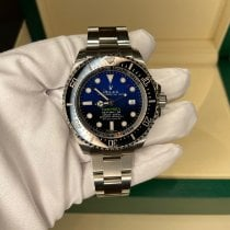 Rolex Sea-Dweller Deepsea Steel 44mm Blue No numerals United Kingdom, Stratford Upon Avon