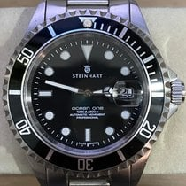 Steinhart pre-owned Automatic 43mm Black