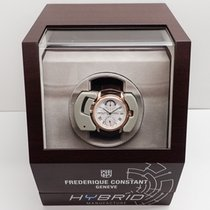 Frederique Constant Manufacture Classic 42mm Silver Roman numerals