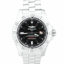 Breitling Avenger Seawolf Steel 45mm Black United States of America, New York, Massapequa Park