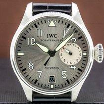 IWC Big Pilot Steel Silver United States of America, Massachusetts, Boston