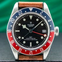 Tudor Steel Automatic 41mm Black Bay GMT
