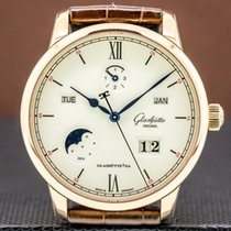 Glashütte Original Senator Excellence Steel 42mm United States of America, Massachusetts, Boston