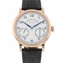 A. Lange & Söhne 1815 Rose gold 39mm Silver Arabic numerals United States of America, Florida, Sarasota