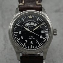 IWC Pilot Spitfire UTC IW3251 Good Steel 39mm Automatic