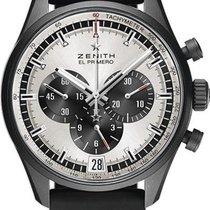 Zenith 24.2041.400/21.R576 Steel 2021 El Primero Chronomaster 42mm new