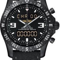 Breitling Chronospace Military M78367101B1W1 Mai indossato Acciaio 46mm Quarzo Italia, San Valentino Torio (SA)
