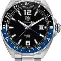 TAG Heuer Formula 1 Calibre 7 new 2021 Automatic Watch with original box and original papers WAZ211A.BA0875