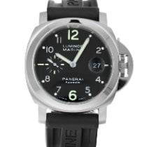 Panerai Luminor Marina Automatic Steel 44mm Black Arabic numerals United States of America, Maryland, Baltimore, MD