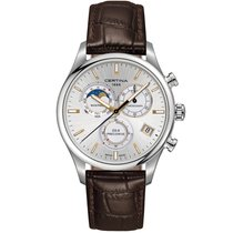 Certina DS-8 Steel Silver
