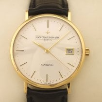 Vacheron Constantin 42002 Yellow gold 1995 Patrimony 35mm pre-owned