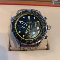 Omega Seamaster Diver 300 M 21230445001002 Very good Steel 44mm Automatic United States of America, California, Chatsworth