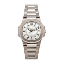 Patek Philippe Nautilus White gold 32mm White No numerals United States of America, Pennsylvania, Bala Cynwyd