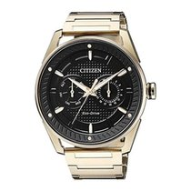 Citizen Watch new Steel 42mmmm No numerals Watch with original box and original papers