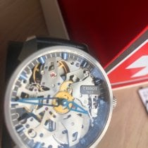 Tissot T-Complication new 2015 Manual winding Watch with original box and original papers T0704051641100