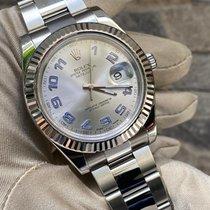 Rolex 116334 Сталь 2012 Datejust II 41mm подержанные
