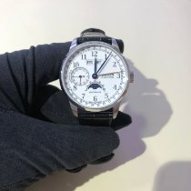 Union Glashütte 1893 Steel White
