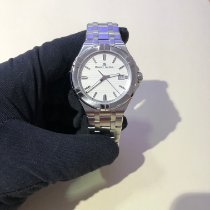 Maurice Lacroix AIKON Steel 42mm Silver No numerals