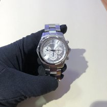 Ebel Discovery Steel White